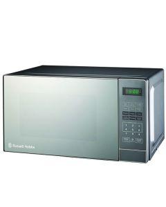 Russell Hobbs 20lt Electronic Microwave Silver RHEM21L