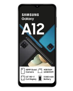 Samsung Galaxy A12 Dual Sim Black