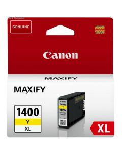Canon Ink Cartridge PGI-1400XL Yellow