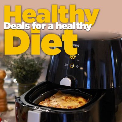 Making Delicious, Healthy Meals With Airfryers!